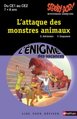L'attaque des monstres animaux - Scooby-Doo