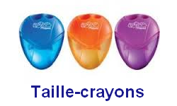 Taille crayons